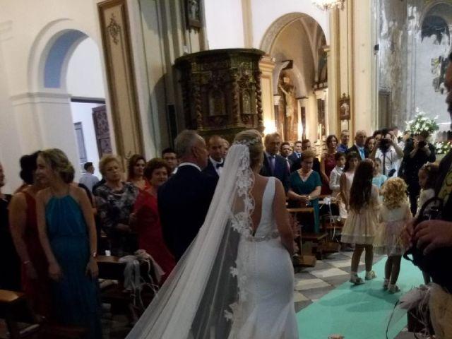 La boda de José Antonio  y Tamara en Huercal De Almeria, Almería 36