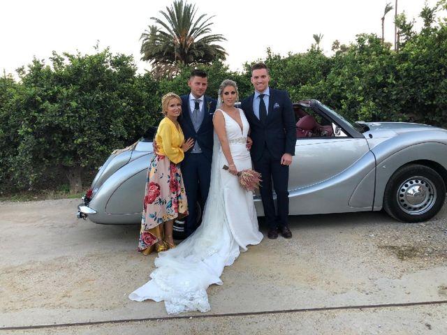 La boda de José Antonio  y Tamara en Huercal De Almeria, Almería 38