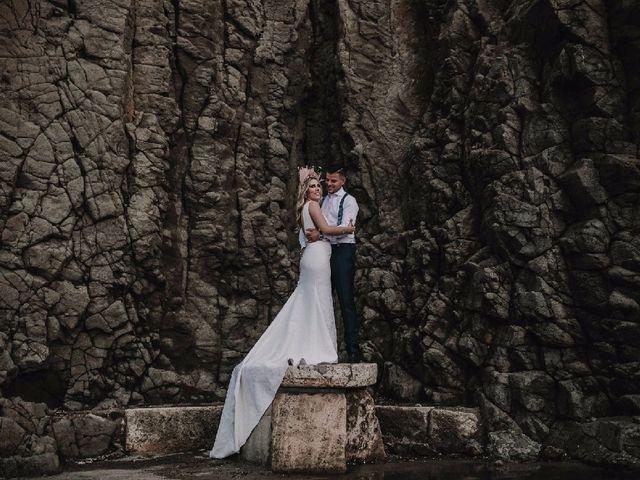 La boda de José Antonio  y Tamara en Huercal De Almeria, Almería 42