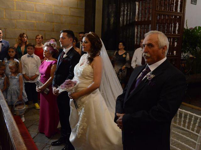 La boda de Juan María y María José en Santa Cruz De Mudela, Ciudad Real 1