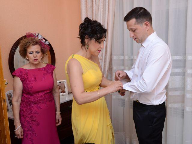 La boda de Juan María y María José en Santa Cruz De Mudela, Ciudad Real 17