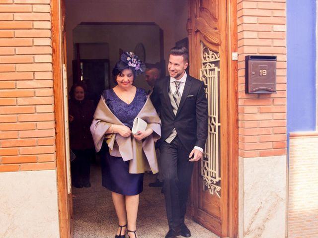 La boda de José y Estefanía en Sueca, Valencia 11