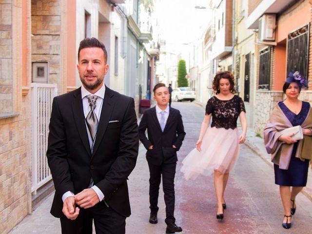 La boda de José y Estefanía en Sueca, Valencia 12