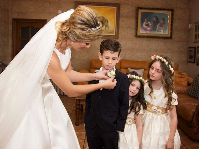 La boda de José y Estefanía en Sueca, Valencia 25
