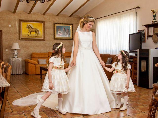 La boda de José y Estefanía en Sueca, Valencia 26