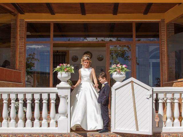 La boda de José y Estefanía en Sueca, Valencia 34