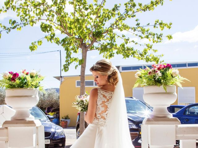 La boda de José y Estefanía en Sueca, Valencia 35