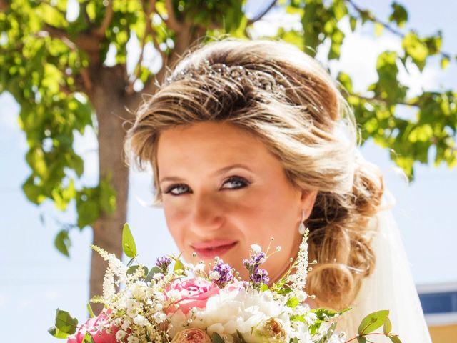 La boda de José y Estefanía en Sueca, Valencia 36