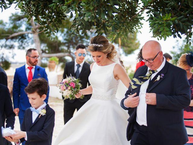 La boda de José y Estefanía en Sueca, Valencia 40