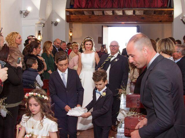 La boda de José y Estefanía en Sueca, Valencia 42