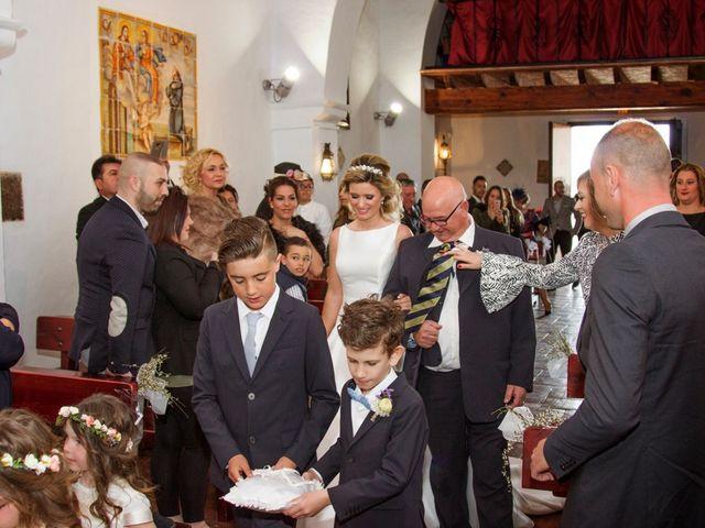 La boda de José y Estefanía en Sueca, Valencia 43