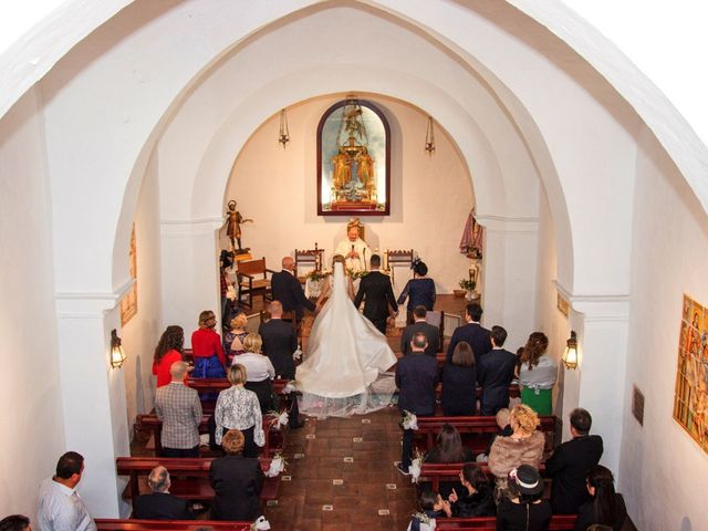 La boda de José y Estefanía en Sueca, Valencia 44