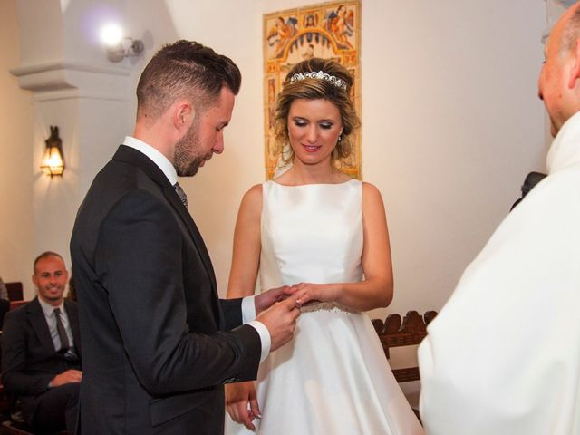 La boda de José y Estefanía en Sueca, Valencia 48