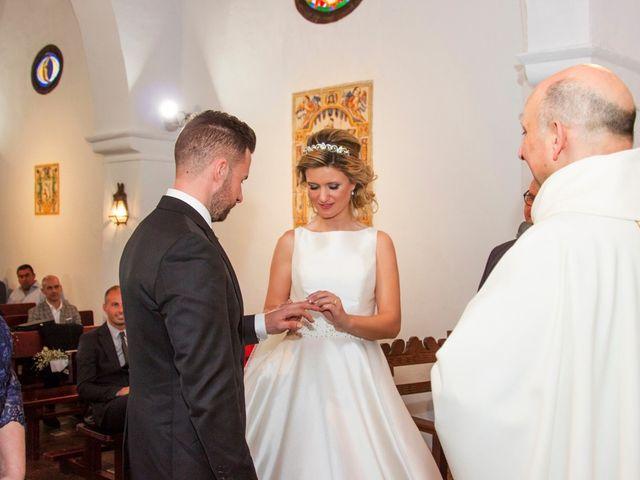 La boda de José y Estefanía en Sueca, Valencia 49