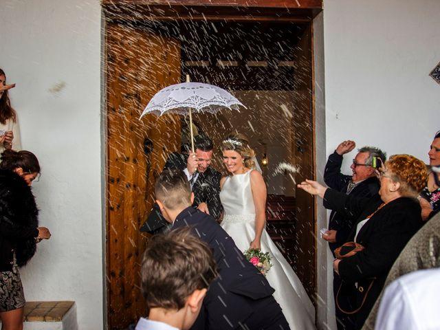 La boda de José y Estefanía en Sueca, Valencia 52