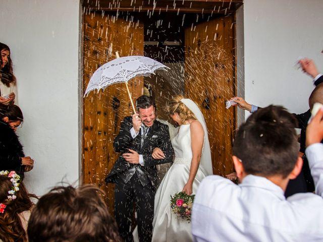 La boda de José y Estefanía en Sueca, Valencia 54