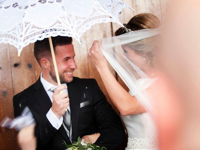 La boda de José y Estefanía en Sueca, Valencia 55