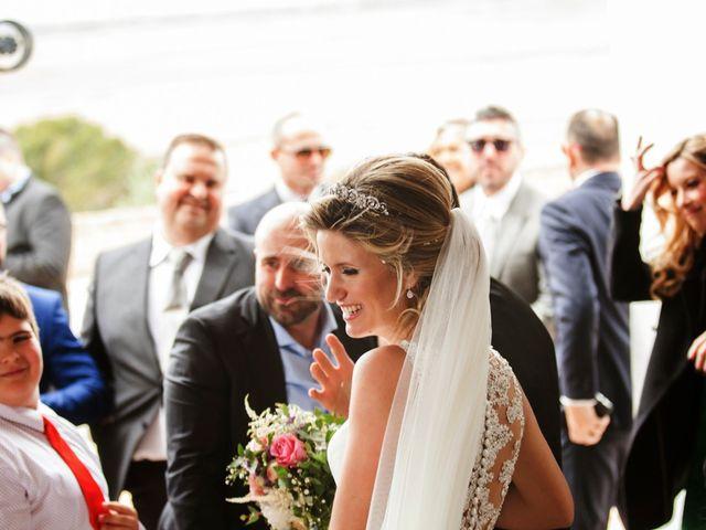 La boda de José y Estefanía en Sueca, Valencia 56
