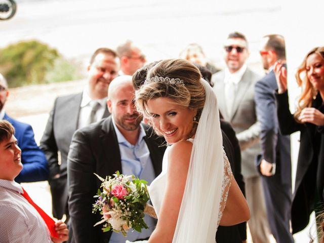 La boda de José y Estefanía en Sueca, Valencia 57