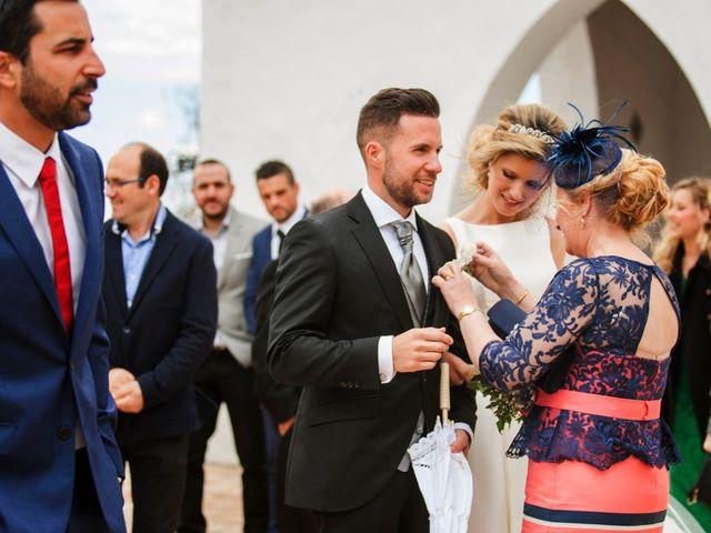 La boda de José y Estefanía en Sueca, Valencia 58