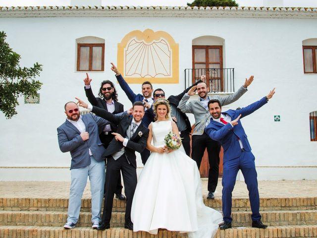 La boda de José y Estefanía en Sueca, Valencia 61