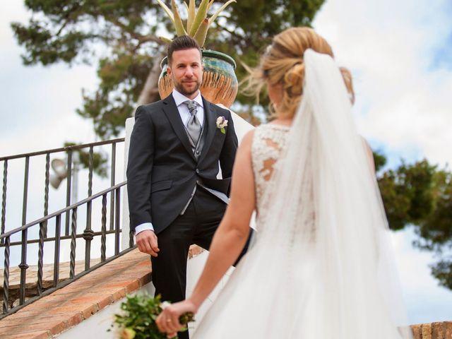 La boda de José y Estefanía en Sueca, Valencia 62