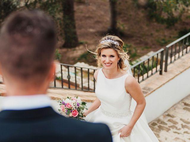 La boda de José y Estefanía en Sueca, Valencia 63