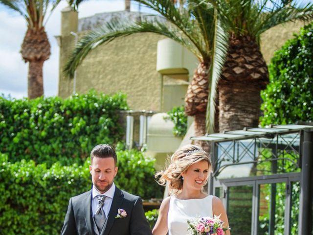 La boda de José y Estefanía en Sueca, Valencia 64