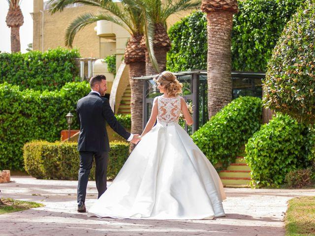 La boda de José y Estefanía en Sueca, Valencia 69