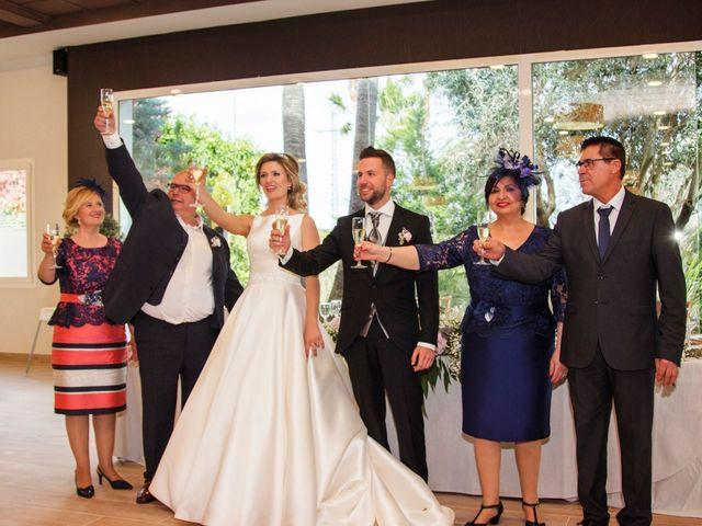 La boda de José y Estefanía en Sueca, Valencia 73
