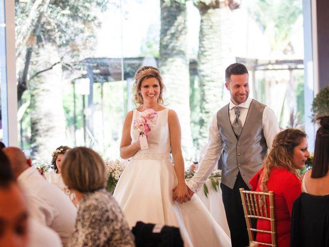 La boda de José y Estefanía en Sueca, Valencia 77