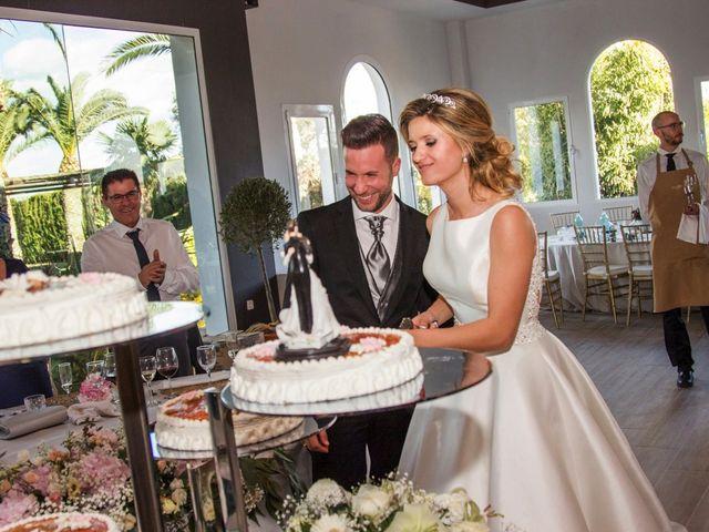 La boda de José y Estefanía en Sueca, Valencia 82