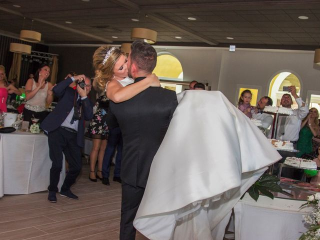 La boda de José y Estefanía en Sueca, Valencia 84