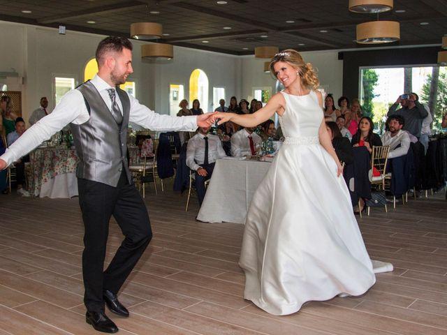 La boda de José y Estefanía en Sueca, Valencia 85