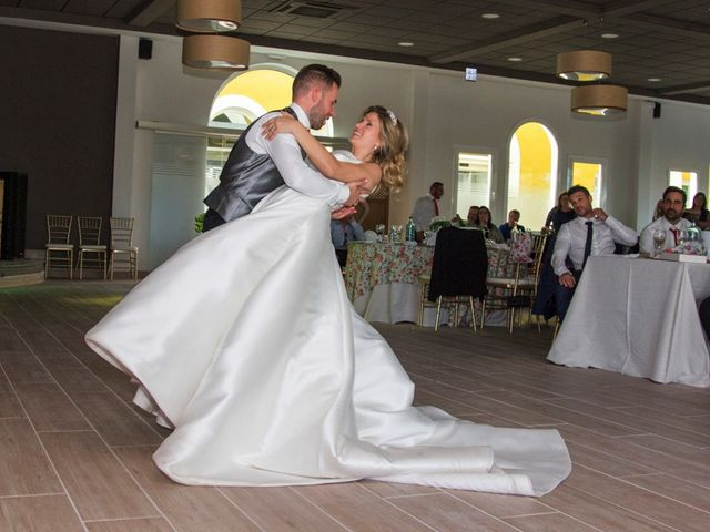 La boda de José y Estefanía en Sueca, Valencia 86