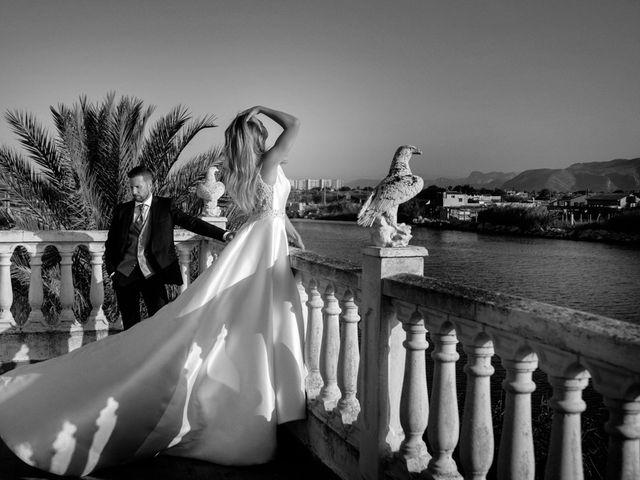 La boda de José y Estefanía en Sueca, Valencia 90