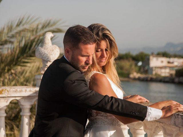 La boda de José y Estefanía en Sueca, Valencia 91