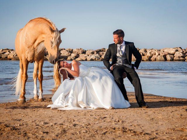 La boda de José y Estefanía en Sueca, Valencia 93