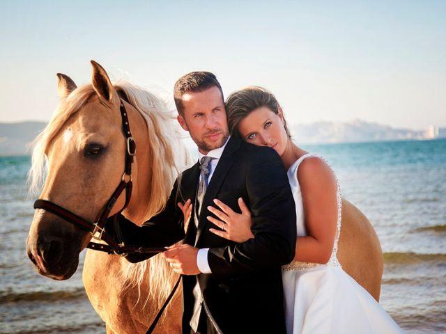 La boda de José y Estefanía en Sueca, Valencia 95