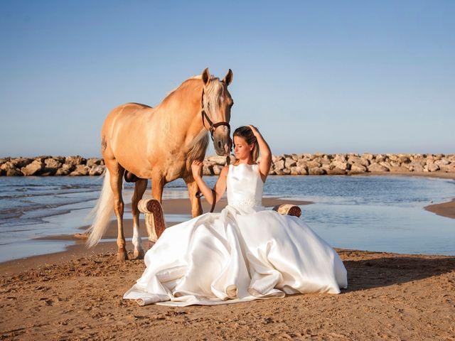 La boda de José y Estefanía en Sueca, Valencia 97