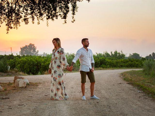 La boda de José y Estefanía en Sueca, Valencia 100