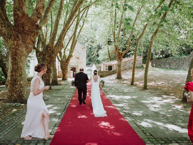 La boda de Miguel y Maria en Oleiros, A Coruña 16