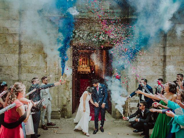 La boda de Miguel y Maria en Oleiros, A Coruña 25