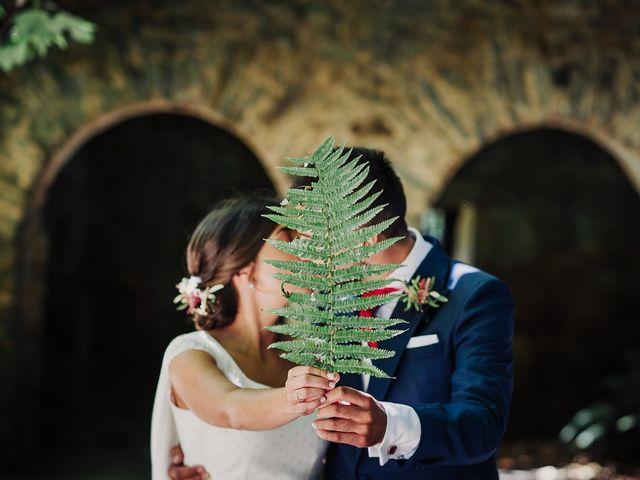 La boda de Miguel y Maria en Oleiros, A Coruña 1