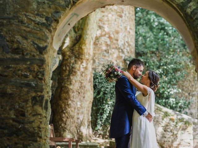 La boda de Miguel y Maria en Oleiros, A Coruña 32