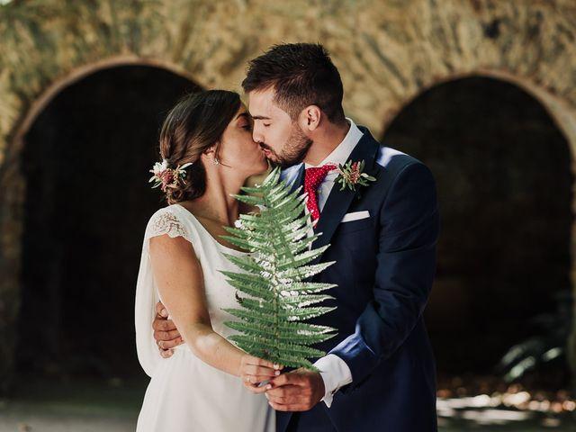 La boda de Miguel y Maria en Oleiros, A Coruña 34