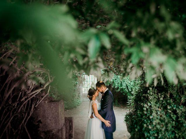 La boda de Miguel y Maria en Oleiros, A Coruña 35