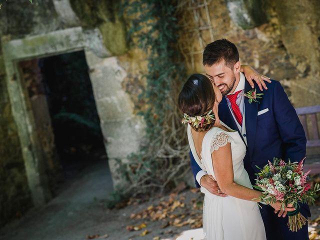 La boda de Miguel y Maria en Oleiros, A Coruña 36