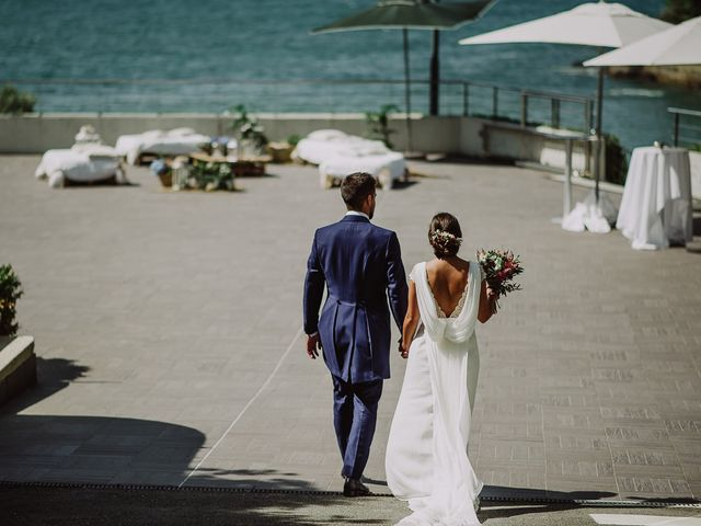 La boda de Miguel y Maria en Oleiros, A Coruña 45