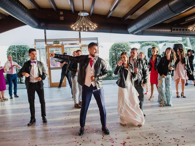 La boda de Miguel y Maria en Oleiros, A Coruña 63